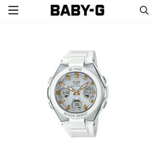 ベビージー(Baby-G)のカシオ レディース 電波ソーラー (腕時計)