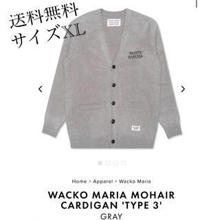 ワコマリア(WACKO MARIA)のワコマリア カーディガン 野村訓市 佐田真由美(カーディガン)