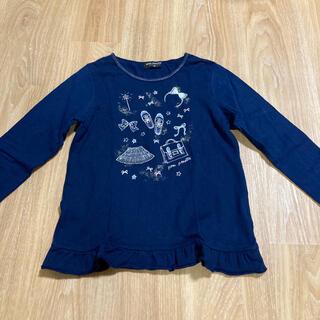 ポンポネット(pom ponette)のpom ponetto   長袖Tシャツ 130(Tシャツ/カットソー)