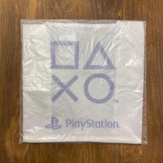 プレイステーション(PlayStation)のプレステ5 エコバッグ 購入特典 Amazon限定 プレイステーション5 白(その他)