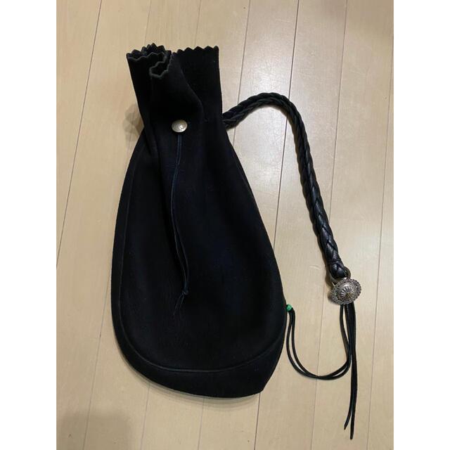 goro's(ゴローズ)のゴローズ goro's 巾着バッグ バッグ メンズのバッグ(ショルダーバッグ)の商品写真