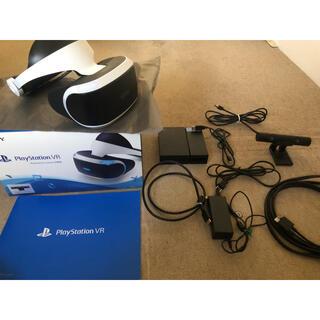 プレイステーションヴィーアール(PlayStation VR)のPSVR CUHJ-16000  カメラセット(家庭用ゲーム機本体)