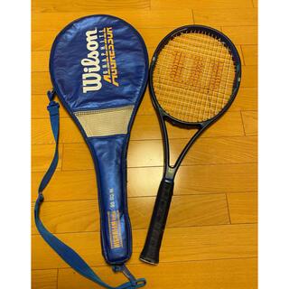 ウィルソン(wilson)の硬式用テニスラケット Wilson            ※着払い可(ラケット)