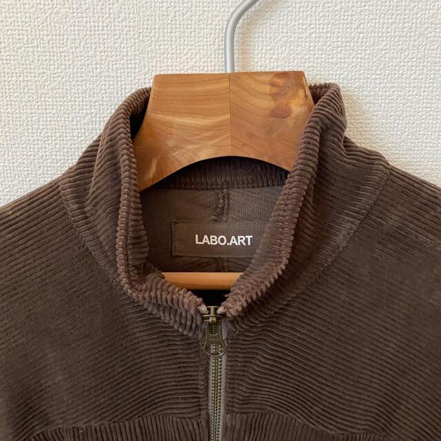 1LDK SELECT(ワンエルディーケーセレクト)の【bshop購入】LABO ART. コーデュロイブルゾン メンズのジャケット/アウター(ブルゾン)の商品写真