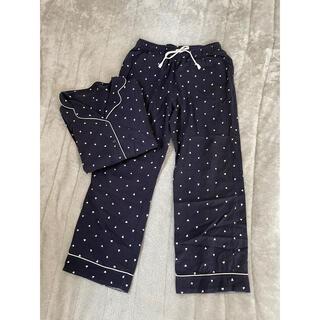 GU - gu  ハート柄パジャマ