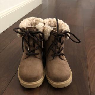 コムサイズム(COMME CA ISM)のブーツ 16センチ(ブーツ)