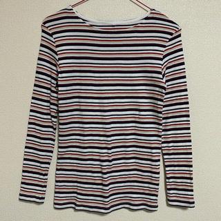 ハニーズ(HONEYS)のHoneys ハニーズ マルチボーダー Tシャツ 長袖(Tシャツ(長袖/七分))