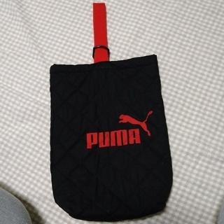 プーマ(PUMA)の★★★★★様用  PUMA シューズ入れ 黒(シューズバッグ)