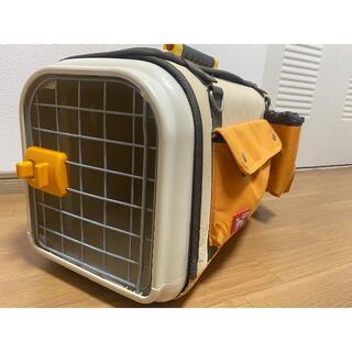 アイリスオーヤマ(アイリスオーヤマ)の【値下げ】ペットカーゴケージ ソフトカバーキャリー SHC-560(犬)
