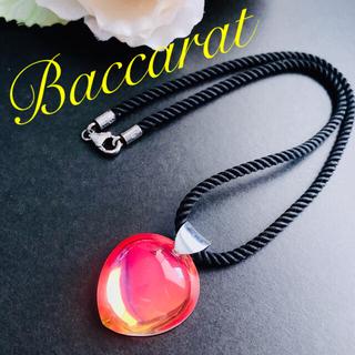 バカラ(Baccarat)のバカラ タリスマン イリゼクリア  チョーカー  レインボーカラー(ネックレス)