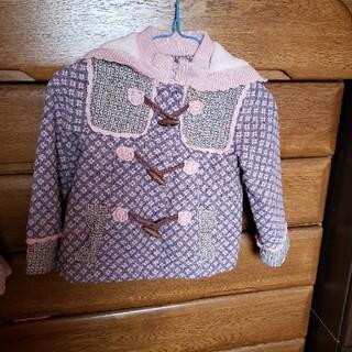 スーリー(Souris)の美品 スーリー 暖かいジャケット(ジャケット/上着)