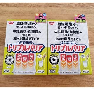 ニッシンショクヒン(日清食品)の日清食品 トリプルバリア 2箱(その他)