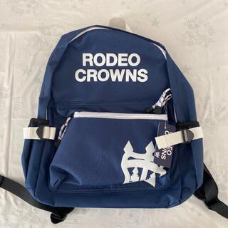 ロデオクラウンズワイドボウル(RODEO CROWNS WIDE BOWL)のRODEO CROWNS リュックサック バックパック(リュック/バックパック)