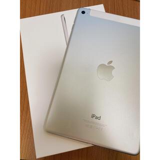 アイパッド(iPad)のipad mini 4 128GB simフリー(タブレット)