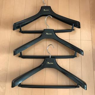 アクアスキュータム(AQUA SCUTUM)のアクアスキュータム ハンガー 3本 (押し入れ収納/ハンガー)