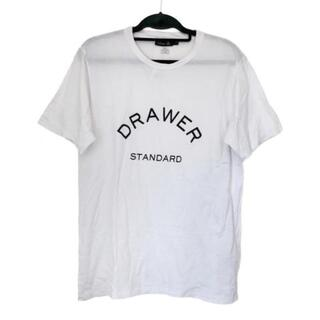 ドゥロワー(Drawer)のドゥロワー 半袖Tシャツ サイズ2 M美品 (Tシャツ(半袖/袖なし))