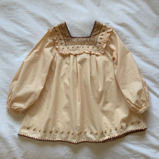 Caramel baby&child  - apolina kids ワンピース 3-5y
