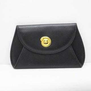 カルティエ(Cartier)のカルティエ ポーチ美品  パンテール 黒(ポーチ)