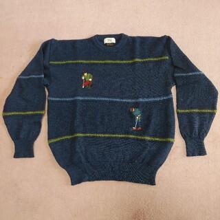 マンシングウェア(Munsingwear)のマンシングウェア ニットセーター(ニット/セーター)