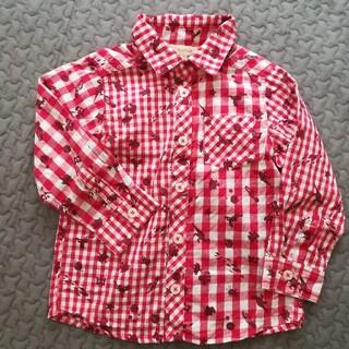 ハッシュアッシュ(HusHush)のHUSHUSH DISNEYPIXAR 長袖シャツ(Tシャツ/カットソー)