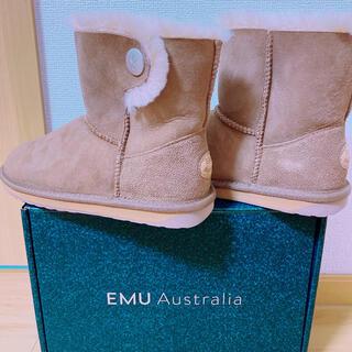 エミュー(EMU)のエミュー♡(ブーツ)