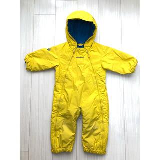 モンベル(mont bell)のジャンプスーツ【サイズ80】mont-bell(モンベル)防寒 つなぎ(ジャケット/コート)