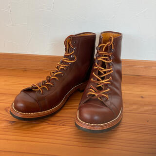 ビューティアンドユースユナイテッドアローズ(BEAUTY&YOUTH UNITED ARROWS)のYUKETEN Polish work boots ユケテン(ブーツ)