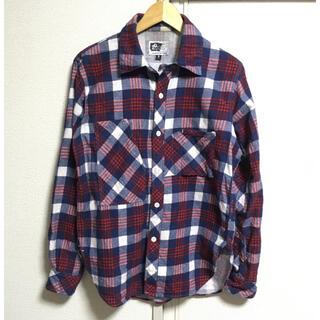 エンジニアードガーメンツ(Engineered Garments)のENGINEERDGARMENTSエンジニアドガーメンツチェック柄ワークシャツS(シャツ)