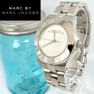 マークバイマークジェイコブス(MARC BY MARC JACOBS)の31 マークジェイコブス時計 メンズ腕時計 新品電池 付属箱付き 美品!(腕時計(アナログ))