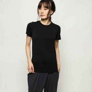 ゴールドウィン(GOLDWIN)のダンスキン DANSKIN 新品 M ブラック ノンストレス Tシャツ ヨガ(ヨガ)