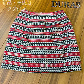 デュラス(DURAS)の《新品・未使用》DURASミニスカート(ミニスカート)