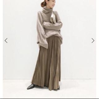 L'Appartement DEUXIEME CLASSE - 新品 アパルトモン プリーツスカート