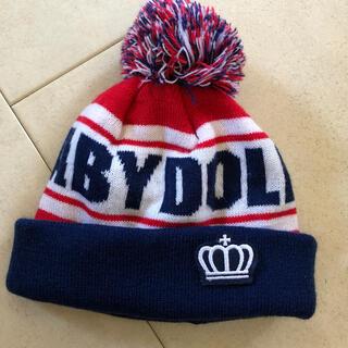 ベビードール(BABYDOLL)のベビードール★ニット帽(帽子)