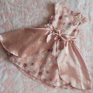 anyFAM - エニファム   ドレス   120サイズ  2wayドレス