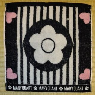 MARY QUANT - 新品☆マリークワント☆タオルハンカチ