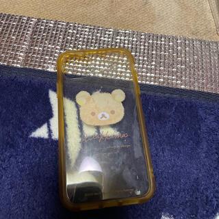 アイフォーン(iPhone)のリラックマiPhoneケース(キャラクターグッズ)