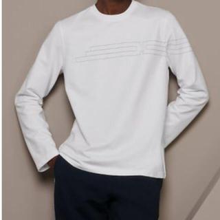 エルメス(Hermes)のエルメス HERMES プレタ Tシャツ ロンT  メンズ xs(Tシャツ/カットソー(七分/長袖))