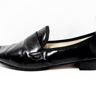 レペット(repetto)のレペット ローファー レディース - 黒(ローファー/革靴)