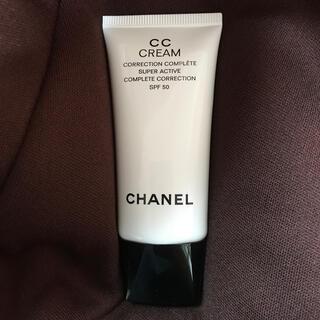 シャネル(CHANEL)のシャネル CCクリーム 10 ベージュ(CCクリーム)