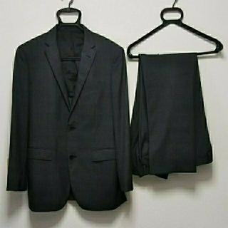 バーバリーブラックレーベル(BURBERRY BLACK LABEL)の【新品未使用】BURBERRY BLACK LABEL スーツ セットアップ(セットアップ)