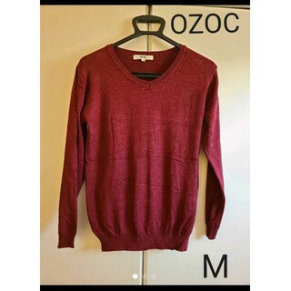 オゾック(OZOC)のOZOC オゾック ニット セーター M(ニット/セーター)