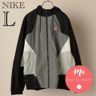 NIKE - ⭕️NIKE ナイロン ジャケット パーカー⭕️ L 定価12,100円