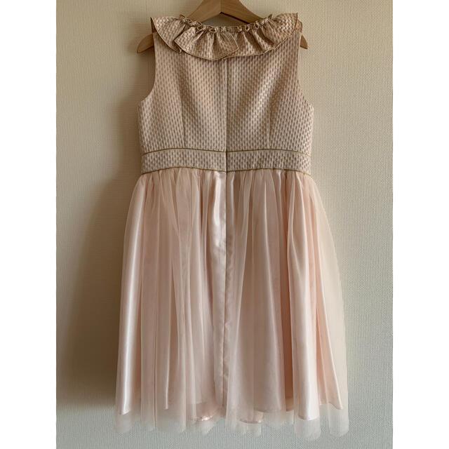 TOCCA(トッカ)のTOCCA(トッカ) オンワード樫山 フォーマルドレス ワンピース サイズ130 キッズ/ベビー/マタニティのキッズ服女の子用(90cm~)(ドレス/フォーマル)の商品写真