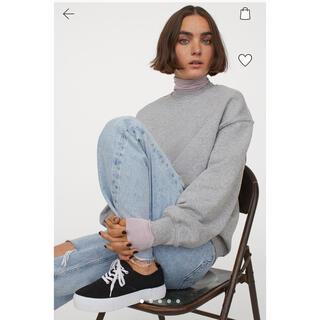 エイチアンドエム(H&M)のH&M オーバーサイズスウェットシャツ(トレーナー/スウェット)