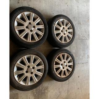 ニッサン(日産)の日産オーテックアルミ&タイヤ4本セット(タイヤ・ホイールセット)