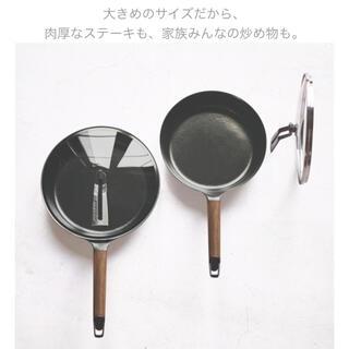 バーミキュラ(Vermicular)の未使用 vermicular 26cm フライパン バーミキュラ(鍋/フライパン)