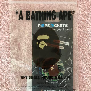 A BATHING APE - A BATHING APE 新品未使用