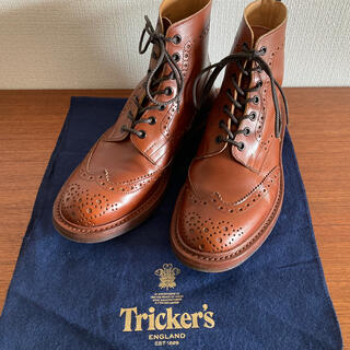 Trickers - トリッカーズ ストウ STOW ジャンク品
