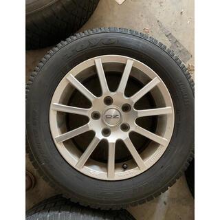 フォルクスワーゲン(Volkswagen)のOZ アルミ スタッドレスタイヤ 4本セット(タイヤ・ホイールセット)