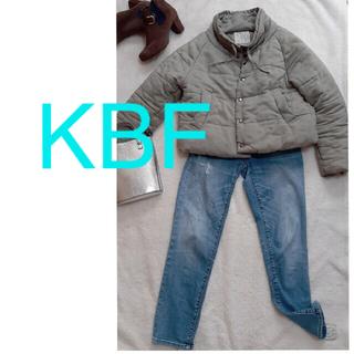 ケービーエフ(KBF)の⭐︎KBF アーバンリサーチ 中綿ジャケット スタンドカラー(ダウンジャケット)